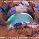 Pipeline Weld Joint Repair